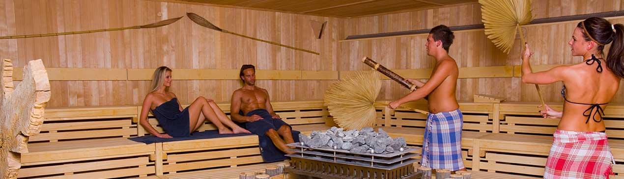 Sauna Aufgüsse