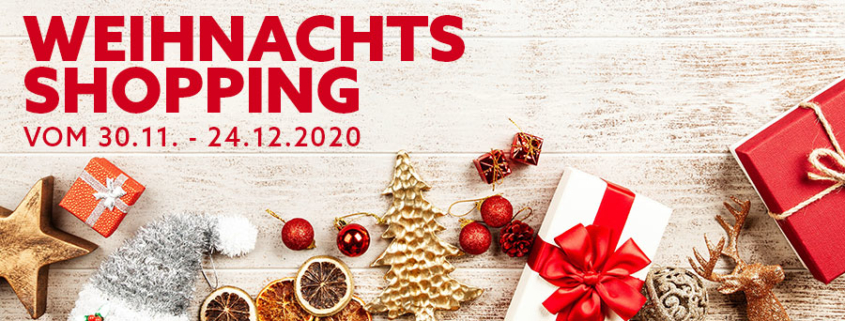 RappSoDie Weihnachts-Shopping